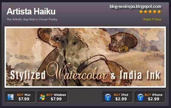 Jixipix Artista Haiku With Keygen Free Download