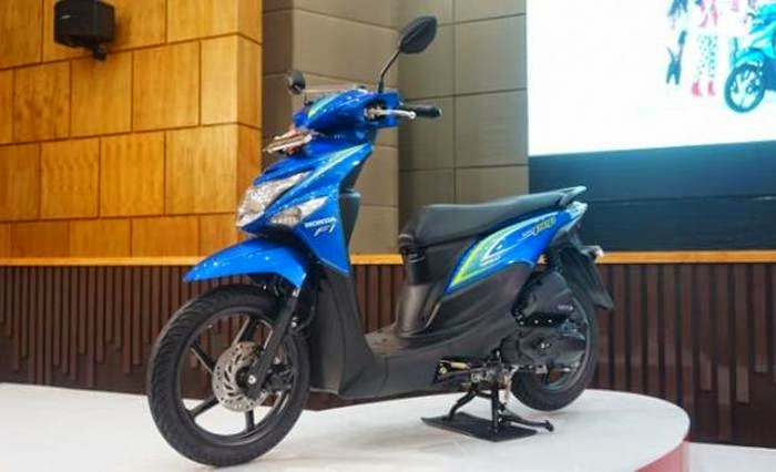 Honda Beat Indonesia Siap 'Terbang' ke Filipina