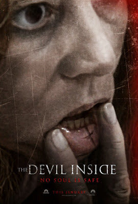 Watch The Devil Inside 2012 BRRip Hollywood Movie Online | The Devil Inside 2012 Hollywood Movie Poster