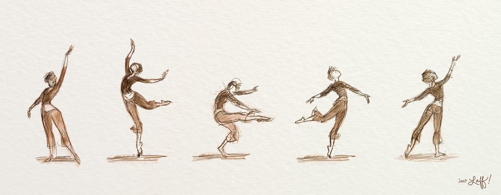 inside the beckaroo s studio 06 17 13 dancing drawings