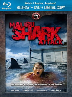 Malibu Shark Attack (2009) BluRay 720p 600MB