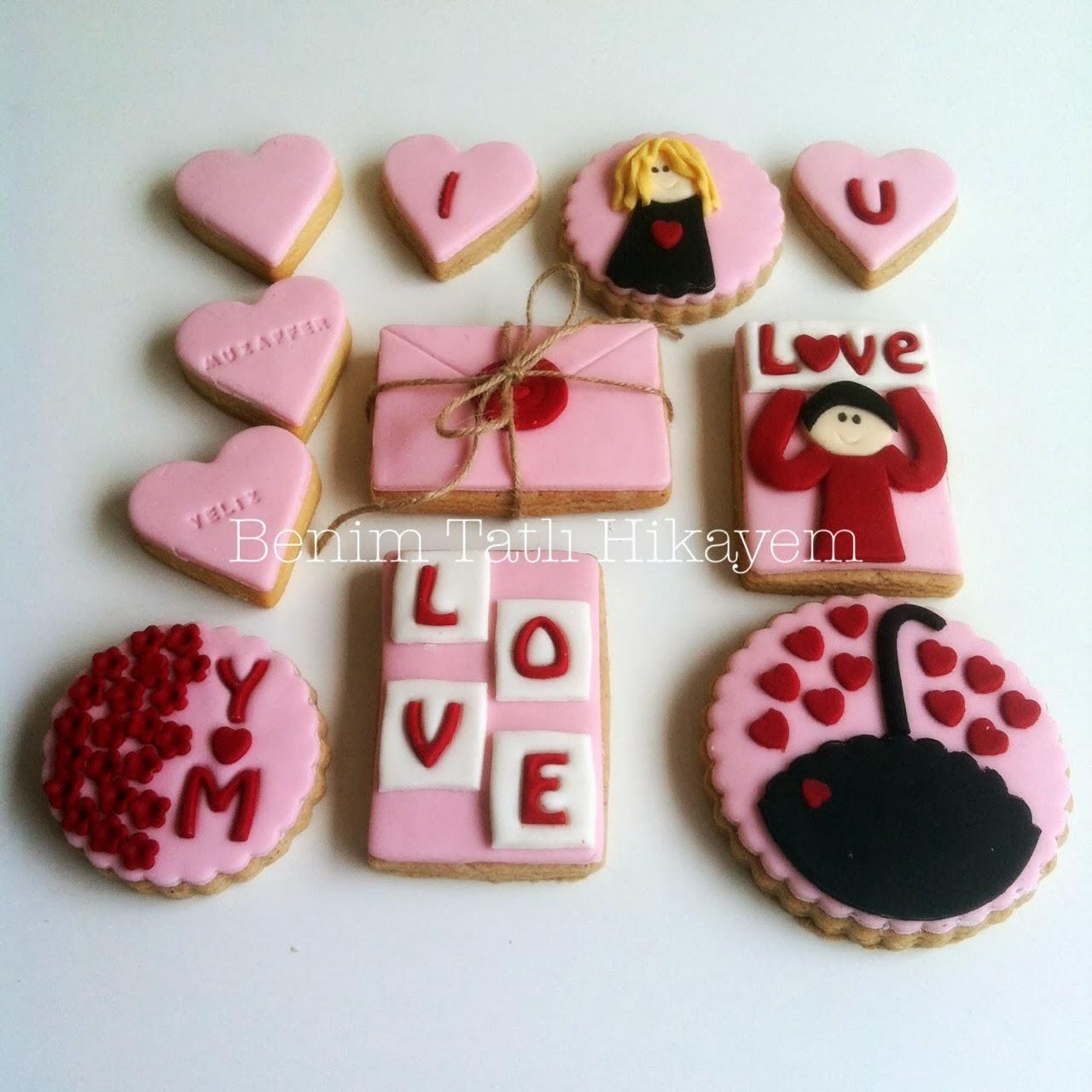 hikayeli kurabiye, sevgililer gününe ne alsam