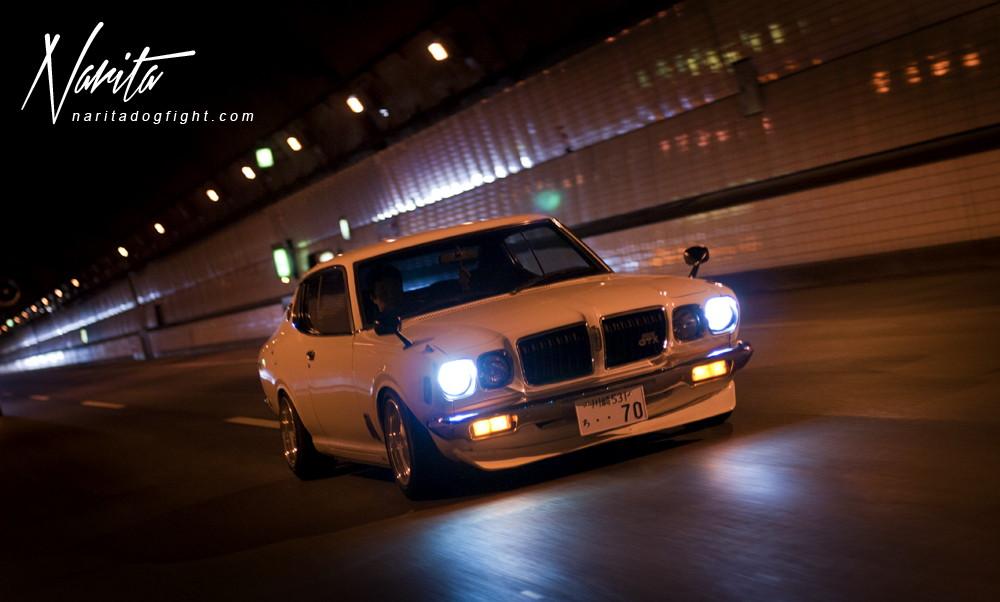 Nissan Bluebird-U 610, japoński klasyk, stary samochód, JDM,  日産, 日本車, チューニングカー, スポーツカー