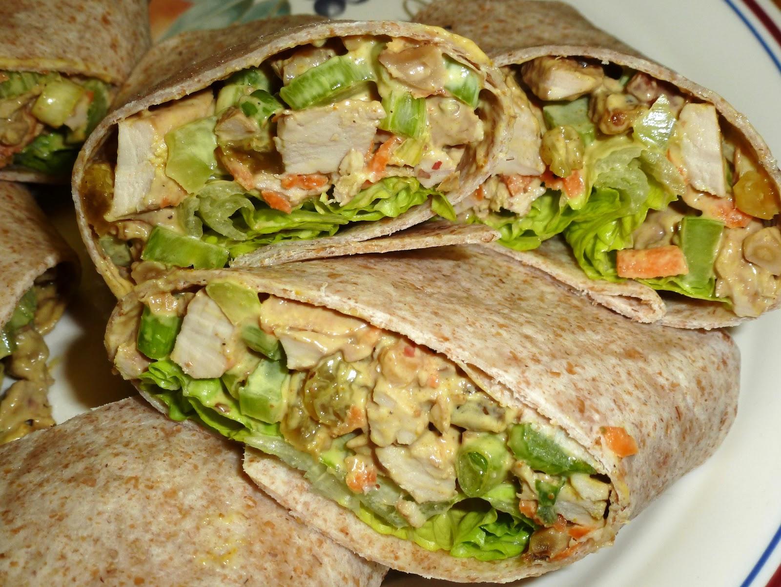 "... Adventures Testing 1000 Vegan Recipes: Curried Walnut ""Chicken""..."