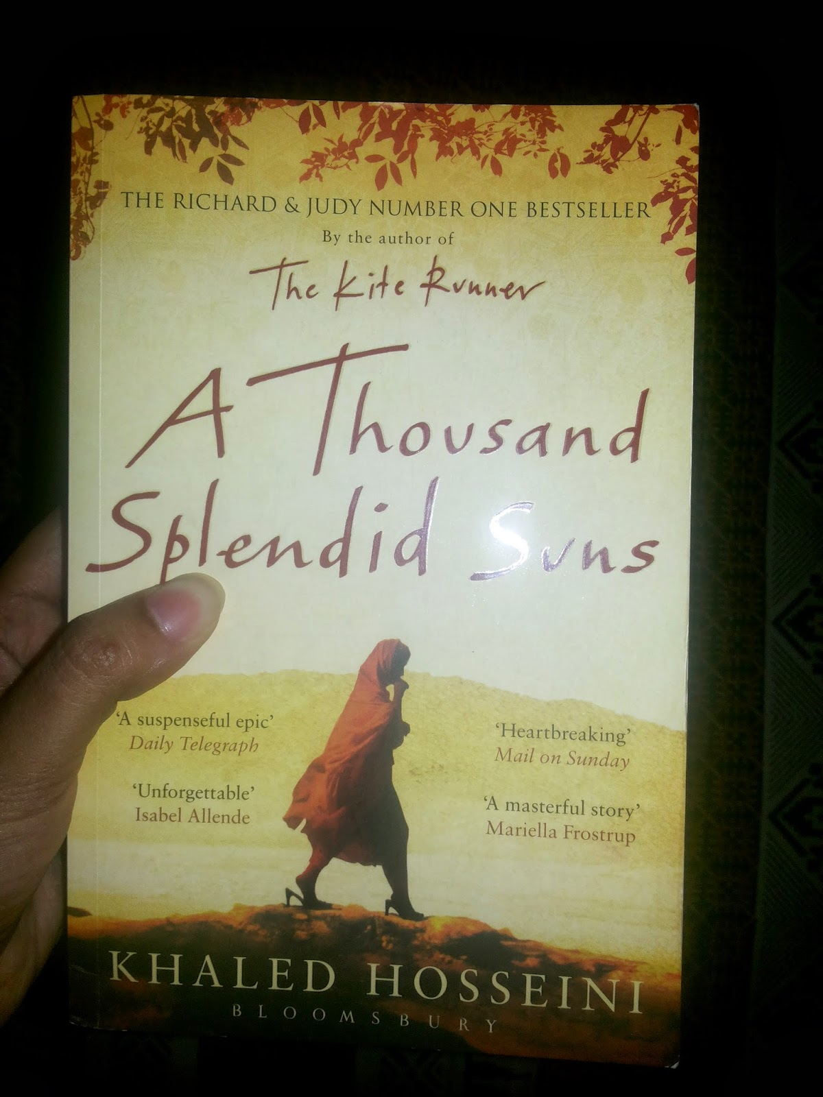 a thousand splendid suns mariam and nana relationship poems