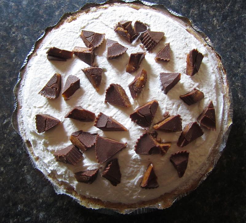 Creamy Peanut Butter Pie Recipe — Dishmaps
