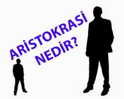 aristokrat nedir