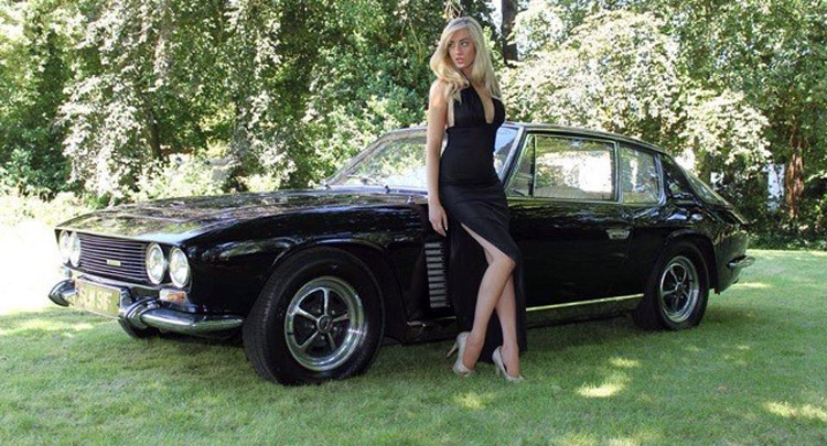 Would Supermodel Harriadnie Beau Convince You To See This Jensen Ff
