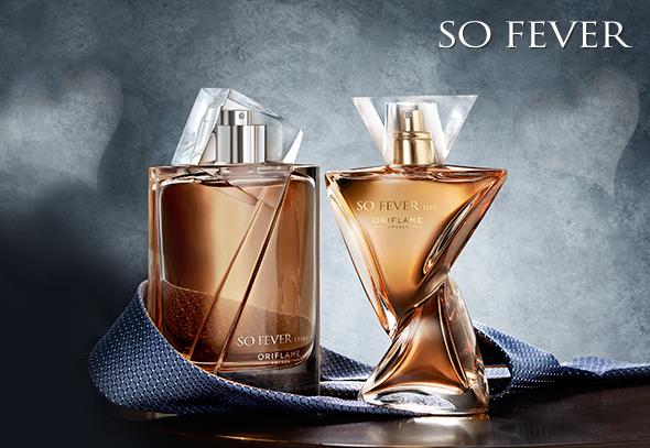So Fever - idealne perfumy na walentynki