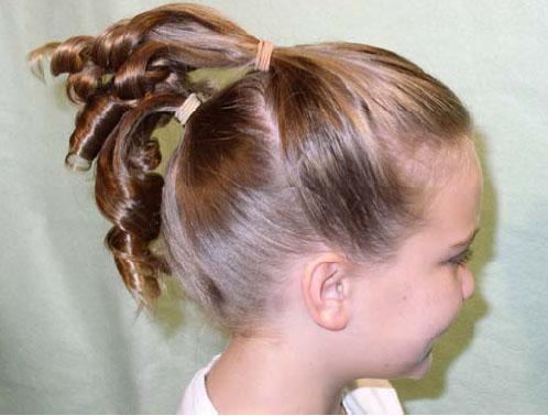 Peinados y mas peinados peinados para ni as 2012 - Peinados para nina ...