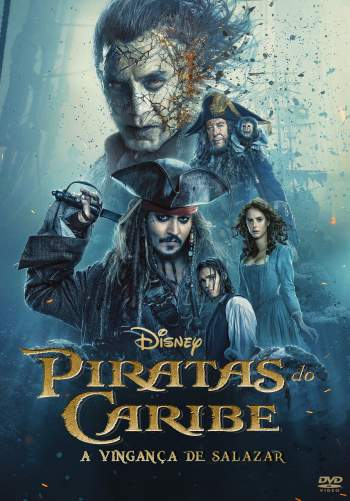 Piratas do Caribe: A Vingança de Salazar 3D Torrent – BluRay 1080p Dual Áudio
