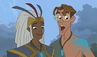 Atlantis: El regreso de Milo (2003) | Imágenes | Capturas