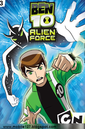 DOWNLOAD BEN-10 ALIEN FORCE MOBILE GAME FREE | Mobile128