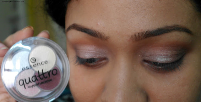 Indian eyeshadow tutorial step by step