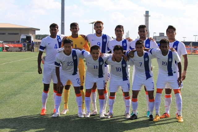 FIFA World Cup Qualifiers: Guam 2-1 India