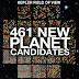 Kepler scopre 461 potenziali pianeti