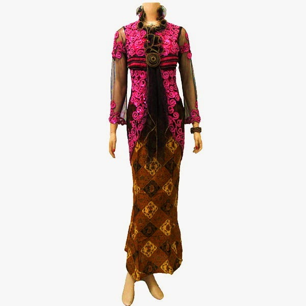 Foto Model Baju Kebaya Batik