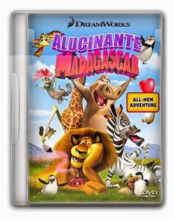 Alucinante Madagascar – WEBRip AVI + RMVB Dublado