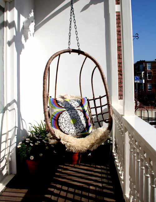 balcony's flowers, Balkon i weranda, how to decorate a balcony, jak urządzić, kwiaty balkonowe, na kolorowo, Pomysł na..., romantyczny, siedzisko na balkonie,
