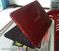 Jual Laptop Baru, TOSHIBA Satellite C840 Core i3