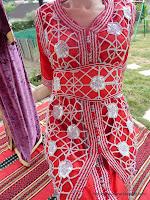takchita Rouge du maroc
