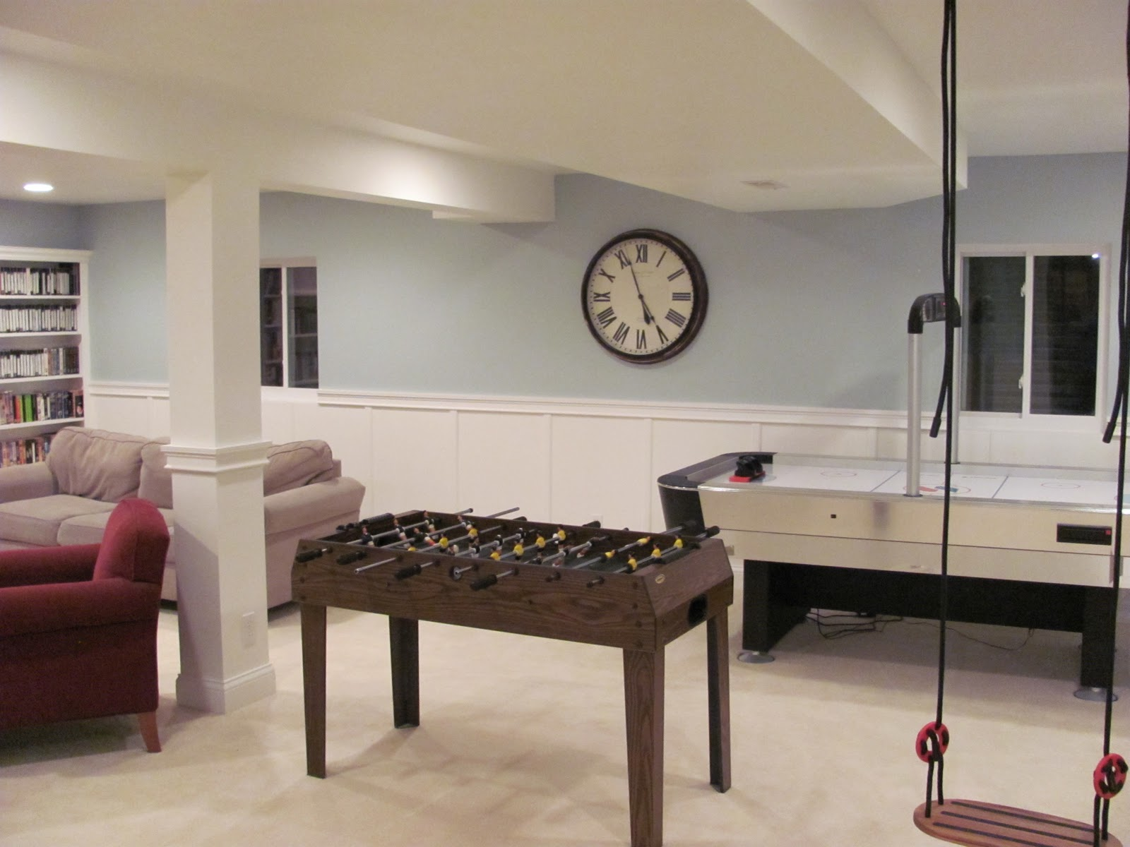 Header creative diy ideas to make a fun kid zone inside for Basement room