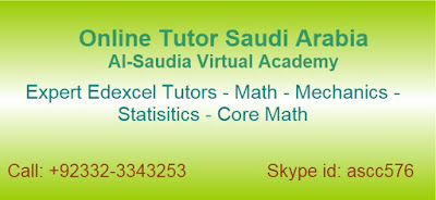 Edexcel Expert Tutors - Math - Mechanics - Statistics - Core Math