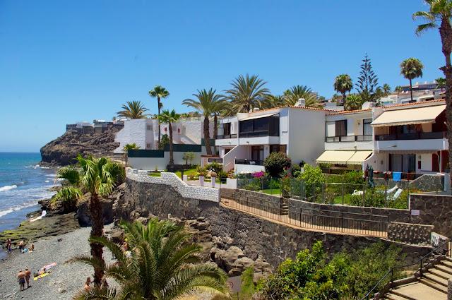 Gran Canaria, Bahia Feliz, wakacje, turystyka