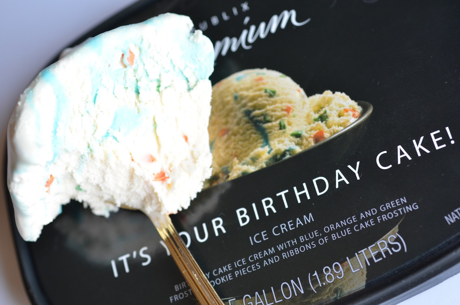 food and ice cream recipes: REVIEW: Publix Premium It's Your ...