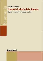 Lezioni di Storia della Finanza