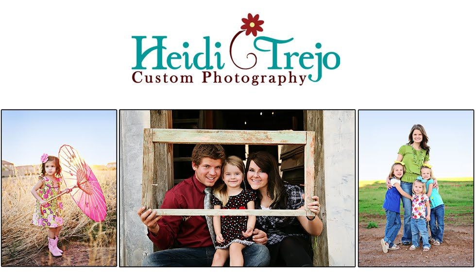 Heidi Trejo Custom Photography- Newborn baby children & senior photographer East Valley AZ
