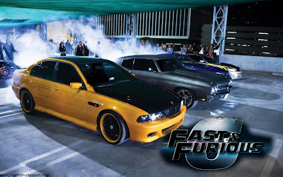 2013 Fast And Furious 6 Cars