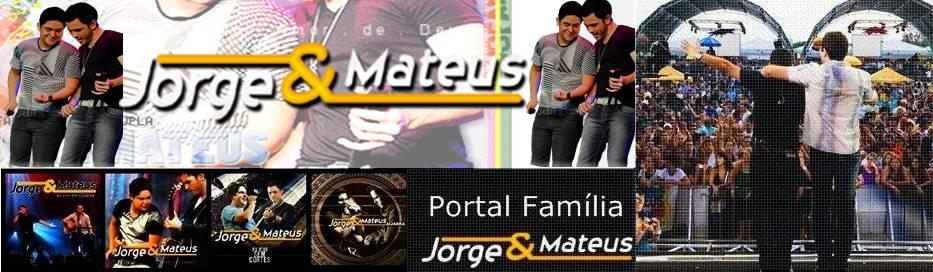 Portal Familia Jorge e Mateus