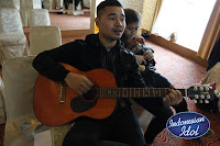 Rosandy Nugroho- Sandy Idol
