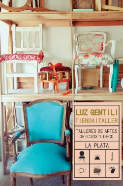 Luz Gentili Tienda Taller