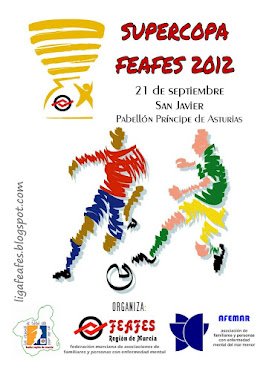 CARTEL DE LA SUPERCOPA 2012