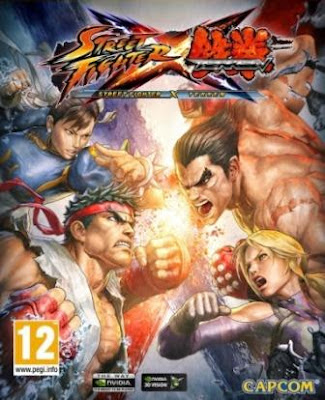 Game Street Fighter X Tekken Terbaru
