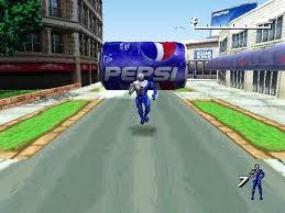 Pepsiman Portable