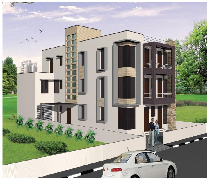 Latest house designs complete architectural solution for Architecture design for home in noida