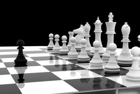 El ajedrez, como símil del concepto estrategia (Fuente: http://3.bp.blogspot.com/-AmKHCNdHszI/VSe7jQ4t0KI/AAAAAAAAYFE/e46f0DrY3Go/s1600/ajedrez.jpg)