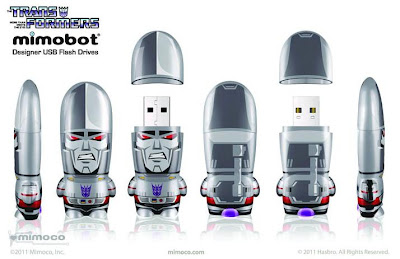 Transformers Mimobot USB Flashdrives by Mimoco - Megatron