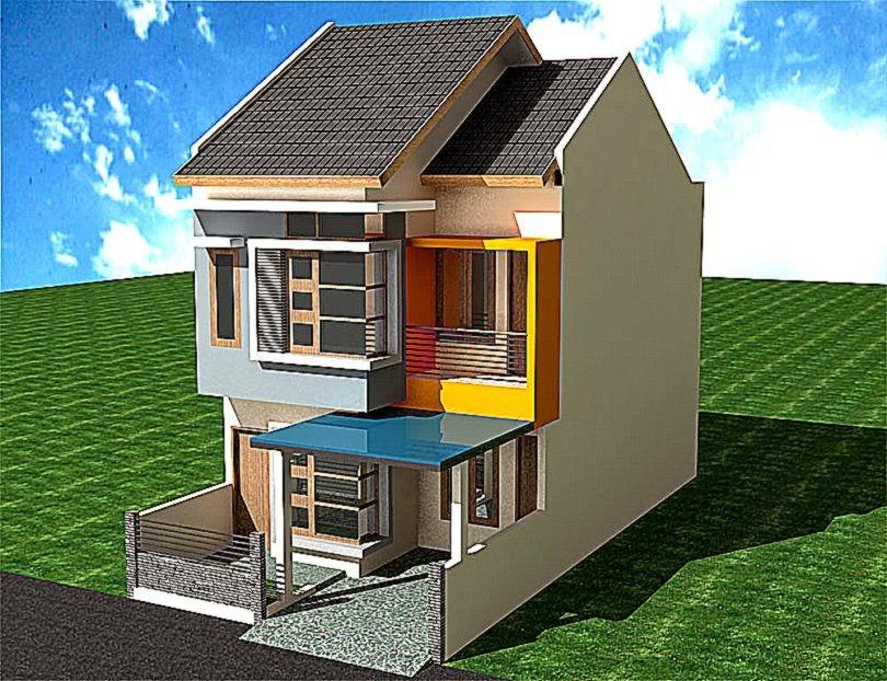Konsep Rumah Minimalis 2 Lantai Untuk Anda   Rumah Minimalis Mewah