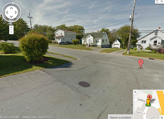 Kijiji sale goes badly at Gaston Road in Dartmouth.