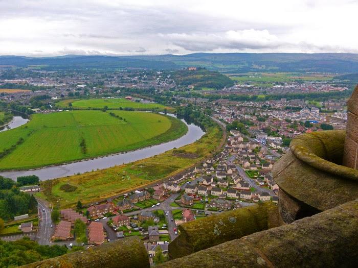 Battle of Stirling Bridge, Scottish Independence, bit about Britain