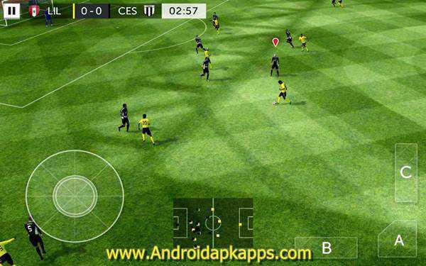 FIFA 16 Apk Mod