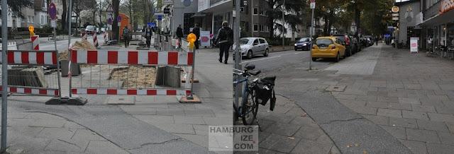 "Heimfelder Straße - ""Radweg""-Rückbau"