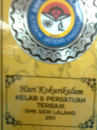 Hadiah Kelab Terbaik 2011