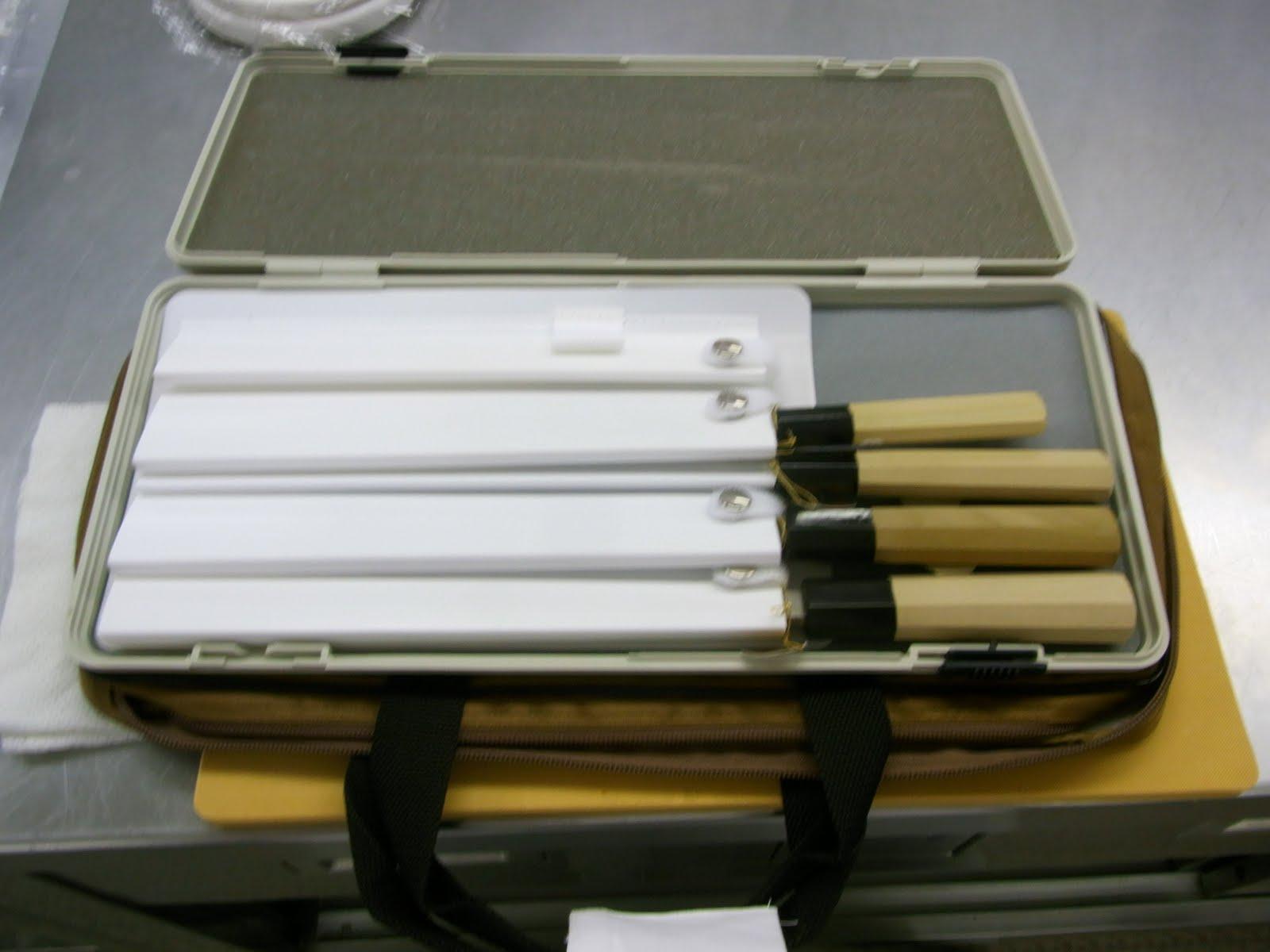 26 gr de sushi saboreando suecia los cuchillos de un for Cuchillos japoneses tipos