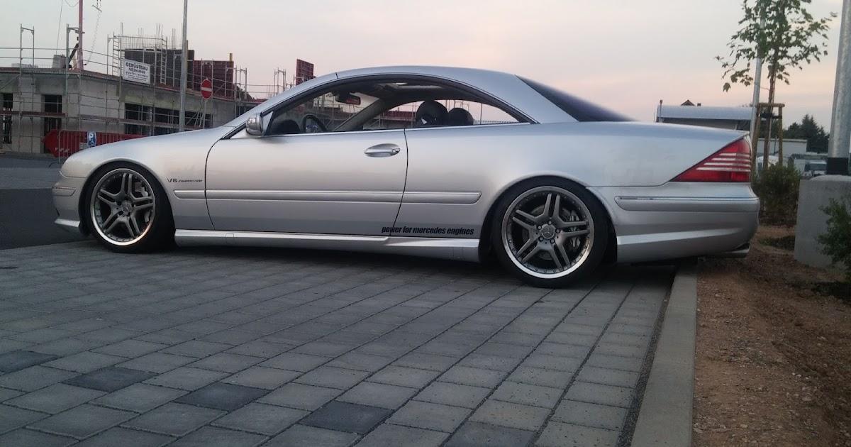 Mercedes Benz C215 Cl55 Amg Benztuning
