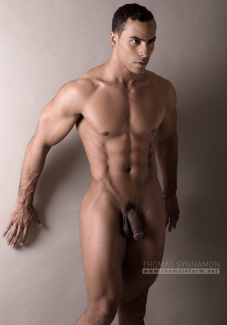 Male Fitness Models Naked